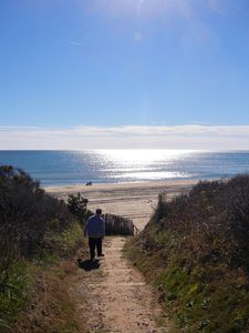 Photo for 4-Minute Stroll to Private Beach in Exclusive Hither Hills; Ocean Views; Modern