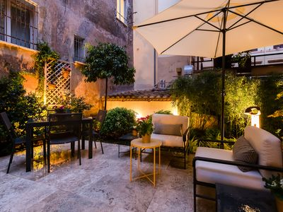 Photo for Stunning Apartment With Private Garden