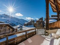 Great location for skiing