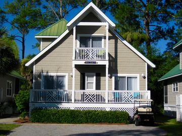 Ocean Creek, Fripp Cottages (South Carolina, Vereinigte Staaten)