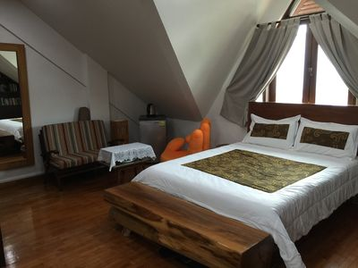 Photo for Beautiful and large Balinese room for rent
