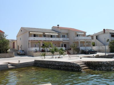 Photo for Apartment in Kustići (Pag), capacity 2+1