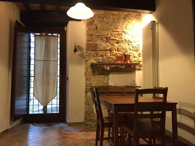 Photo for Charming and cozy apartment in the beautiful medieval village of Narni
