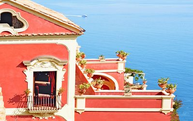 Photo for Villa del Vescovo with heated Pool, Sea View, Chef and Breakfast Ideal for Weddings