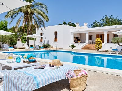 Photo for House with pool in Santa Getrudis (Ibiza)