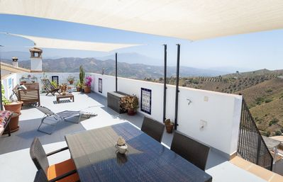 Photo for Cútar Home with Panoramic Views and Roof Terraces