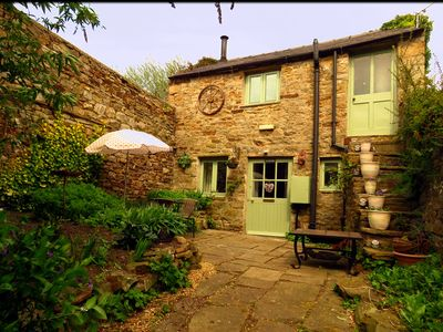 Photo for Beautiful, Romantic, Cosy Cottage for 2 in the heart of the Yorkshire Dales