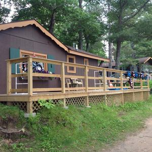 Photo for 3BR Cabin Vacation Rental in Hayward, Wisconsin