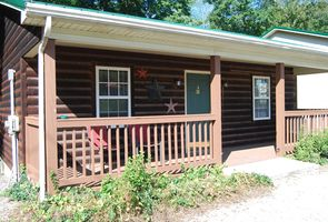 Photo for 2BR Cabin Vacation Rental in Russell Springs, Kentucky