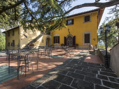 Photo for 12BR Villa Vacation Rental in Vicchio