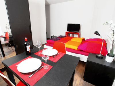 Photo for ZH Cranberry lll - Oerlikon HITrental Apartment