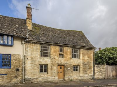 Photo for The Cottage is Grade II Listed, built from honey-coloured Cotswold Stone.