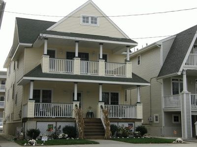Photo for Beautiful Re-Decorated Wesley Ave Condo Near Beach and Boards!