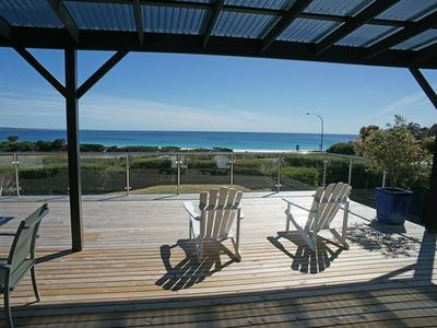 Photo for BELLE VUE BEACH HOUSE - POSITION PERFECT