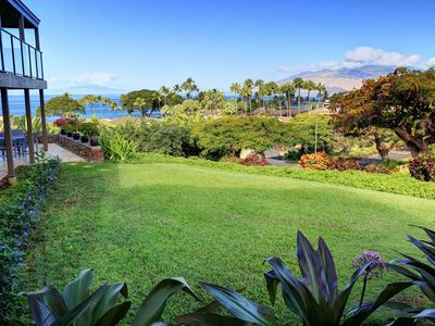 Photo for Gorgeous Ground Floor 1 Bedroom - Starting @ $399.00/night - Wailea Elua #2003