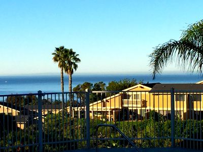 Photo for SAN CLEMENTE TROPICAL GETAWAY,  OCEAN VIEWS, POOL, BEACH GOLF & RELAXATION!!