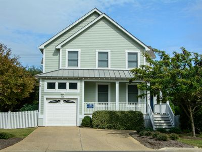 Photo for You Are My Sunshine: Currituck Club community with a private pool and pet friendly.