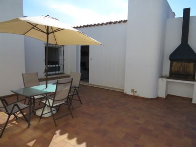 Photo for COR. Semi-detached house at 1.300m to the beach and 2.500m to Roses center