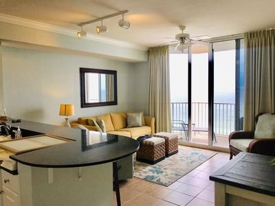 Photo for *SUMMER  SPECIALS * Tidewater *5TH FLOOR* 1BR + Private BunkRoom *2 Full Baths*