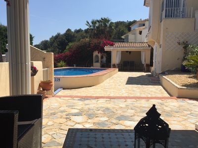 Photo for Casa Julio with lovely views of Altea with private pool.