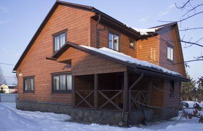 Photo for Guest House BY THE FIREPLACE with sauna