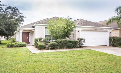 Photo for Impeccable 4 Bedroom Pool Home with lots of Amenities Come prepared to enjoy happily ever after.