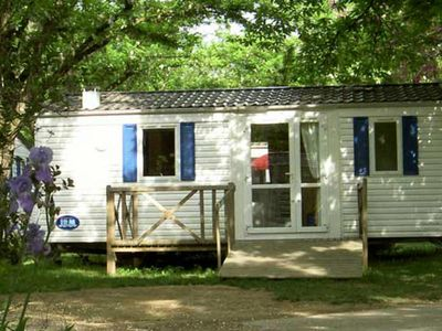 Photo for Camping La Rouveyrolle **** - Mobilhome for 6 People