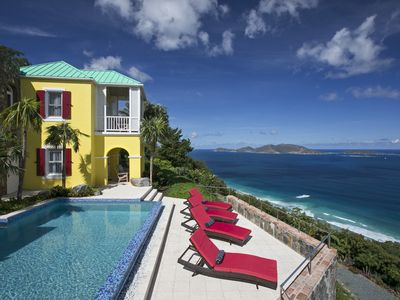 Photo for 5BR House Vacation Rental in Long Bay, Tortola