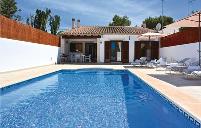 Photo for 3 bedroom accommodation in Cala Pi