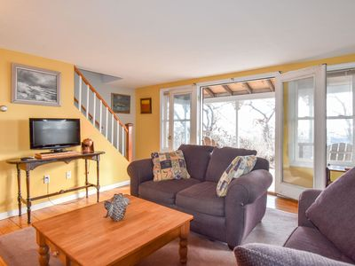 Photo for #112: Hilltop Home w/ Sweeping Views of Cape Cod Bay! Steps from the Beach!
