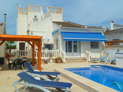 Photo for Lovely 2 Bedroom Villa (sleeps 5) with Private swimming Pool