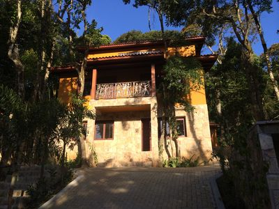 Photo for Beautiful house 400 M2 newly built in the middle of nature, sleeps 15 people