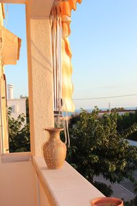 Photo for Fabulous: sea view, 50 meters from the beach, with garage, climate and barbecue