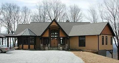 Photo for 5BR House Vacation Rental in Scaly Mountain, North Carolina