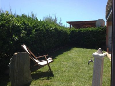 Photo for Casa Sabina   apartment in Stintino with private terrace & private garden.
