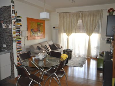 Photo for Delightful apartment 200 meters from the sea