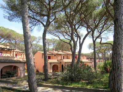Photo for Apartment I Tusci Residence  in Loc. Puntone, Scarlino(GR), Maremma - 4 persons