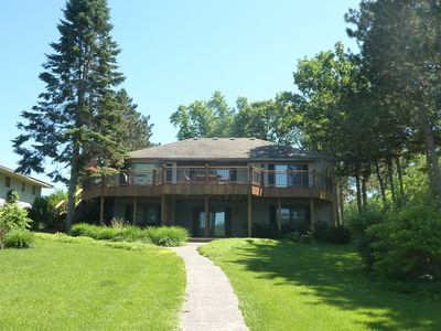 Photo for Spacious Lakefront Retreat Home on North Twin Lake