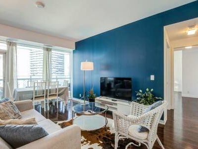 Photo for 3-Bedroom Luxury Condo in Downtown