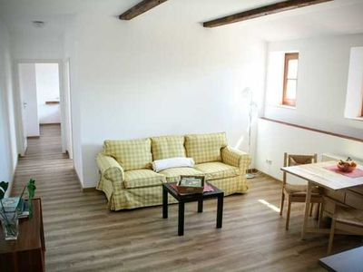 Photo for Family-friendly apartment for 4 persons - Ferienhof-Kühn