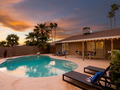 Photo for *LOUNGE* | Sunsets by the Pool | Newly Renovated Home! ❤ by AvantStay