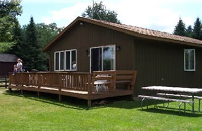 Photo for 3BR Cottage Vacation Rental in St Germain, Wisconsin