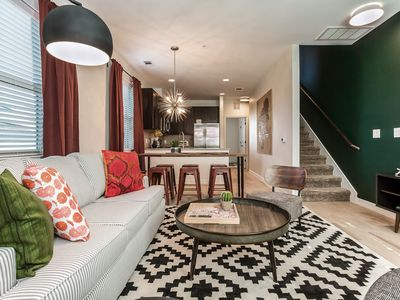 Photo for WanderJaunt | Henderson | 3BR Townhouse | Central Austin