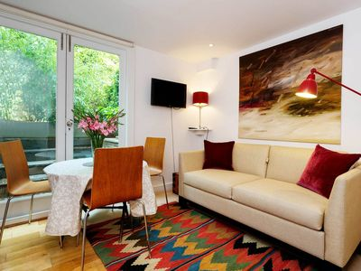 Photo for Cosy 1 bed apartment with excellent access to attractions, Marylebone (Veeve)