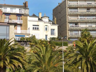 Photo for Apartment Le Beauvoir Rose in Dinard - 3 persons, 1 bedrooms