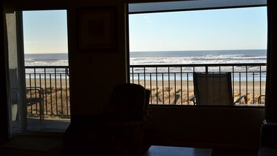 Photo for Oceanfront 4th floor, Balcony with Spectacular Ocean Views