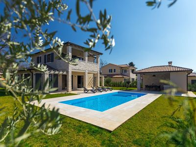 Photo for Beautiful Villa Sana, in Istria, with a Pool
