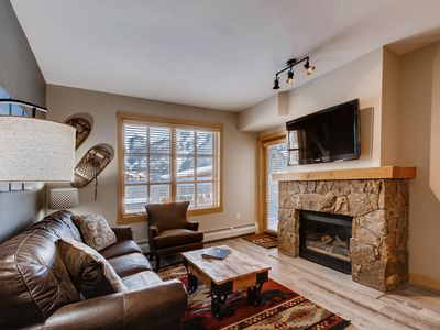 Photo for New Condo PP302 Steps from the lifts, 3 Hot tubs/Play Pool