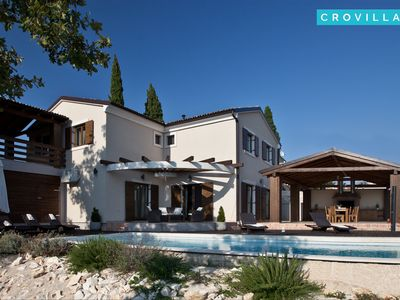 Photo for Holiday Villa Dali for 8-10 people with 4 bedrooms