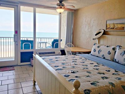 Photo for Coastal Retreat with Direct Ocean Front-Great for families-King Size Bed & Bunk Beds-FREE HBO & WIFI